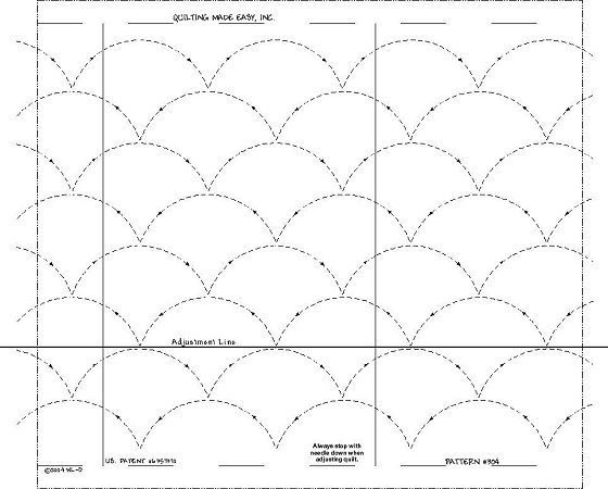 Free motion quilting patterns browse patterns for Quilting templates free